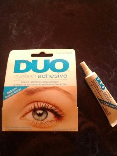 pegamento pestañas postizas eyelash adhesive microcentro