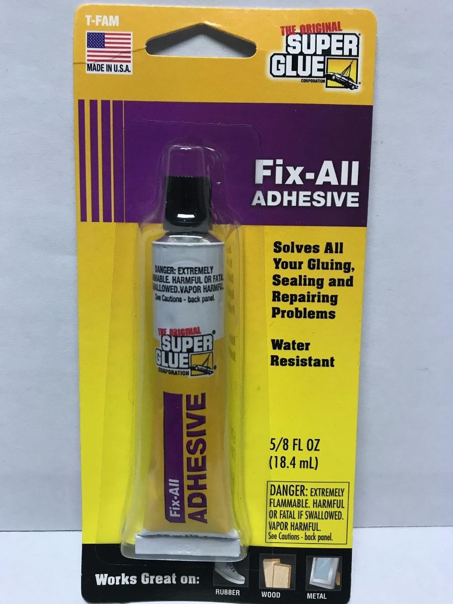 5582847f1a9 pegamento sella repara super glue 505971 metal hule plástico. Cargando zoom.