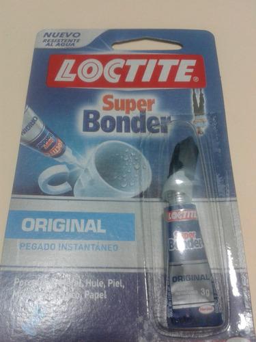 pegamento super bondex
