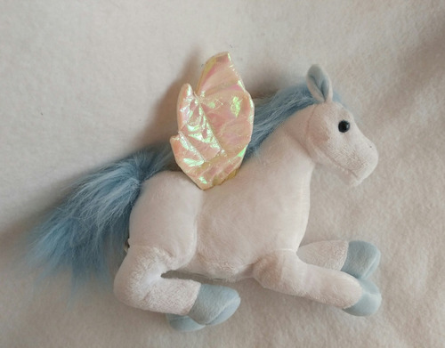 pegaso de exhibicion musical 30cms largo
