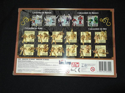 pegaso seiya-bronce  v2 vintage latino dtm 2004