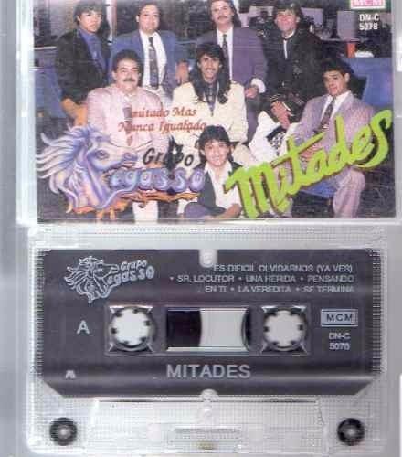 pegasso - mitades (casete original)