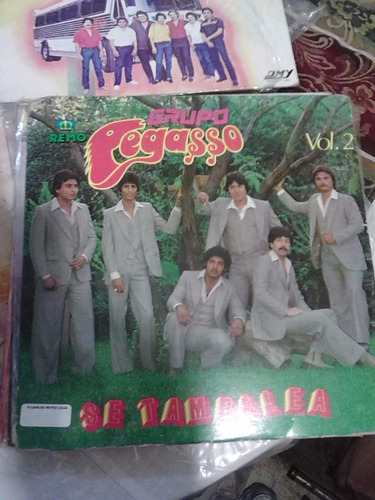 pegasso vol.2 - se tambalea (disco lp)