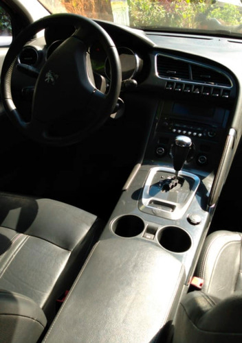 pegeout 3008 griffe 1.6 turbo top de linha 2012