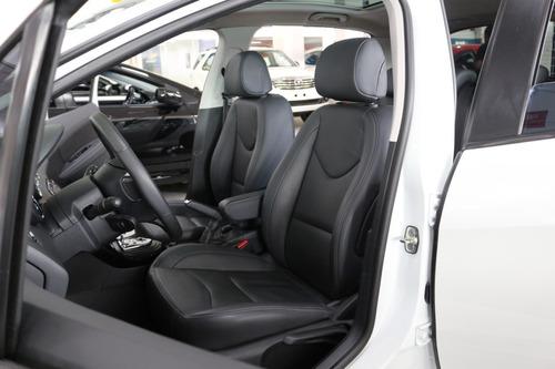 pegeout 308 griffe 1.6 turbo 2016 aut. branco