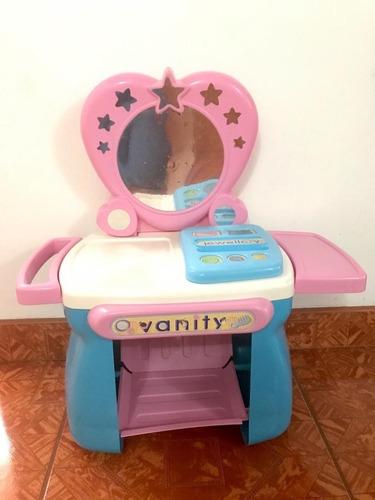 peinadora de juguete