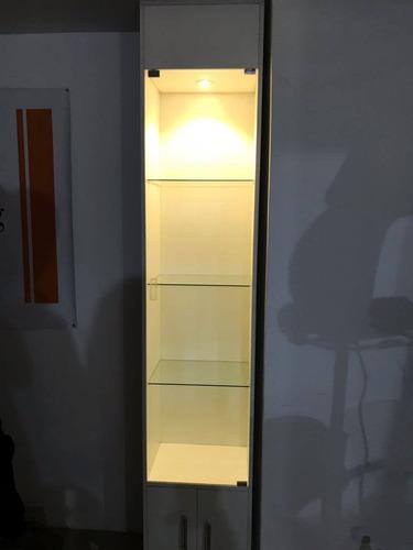 peinadora vitrina exhibidor estanteria mostrador y mas