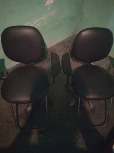 peinadoras y sillas para peluquería o barberia