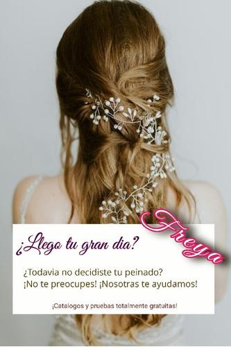 peinados & maquillaje