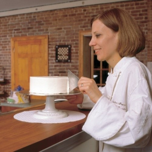 peine de aluminio para tortas - ateco