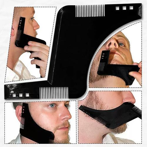 peine delineador y perfilador de barba