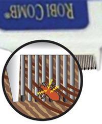 peine electrico anti piojos robicomb