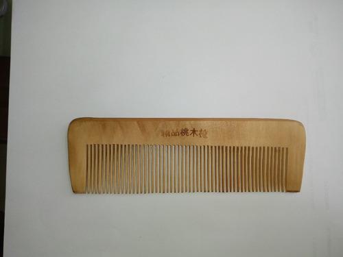 peine madera bambu , peinilla madera, peineta madera, bambu