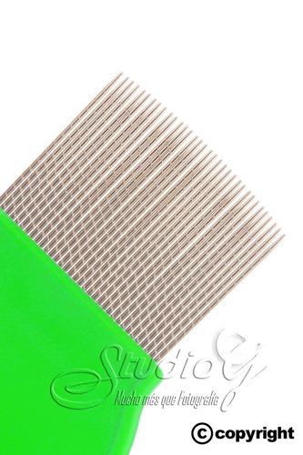 peine metalico piojos y liendres microacanalado 100%efectivo