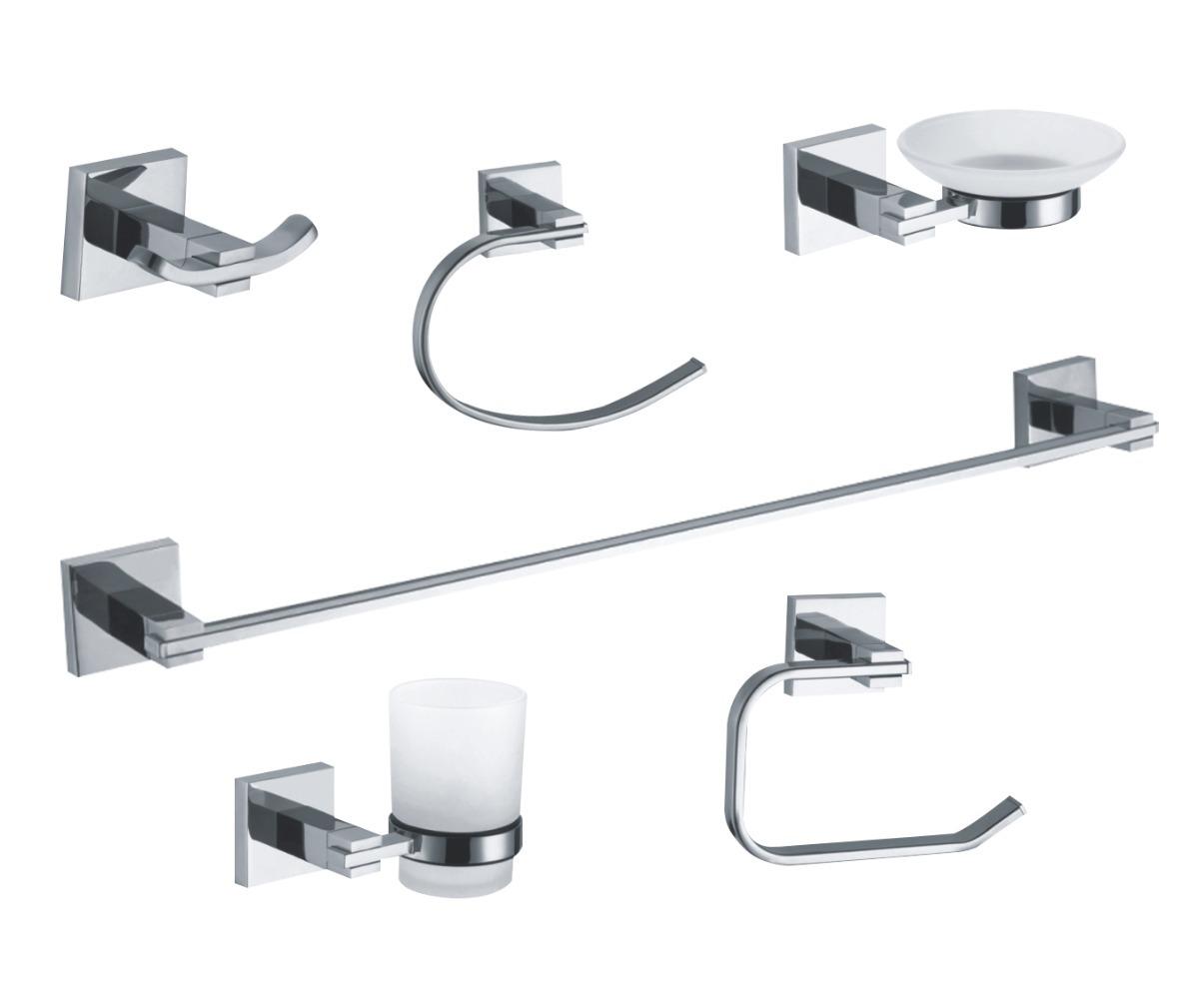 peirano set de accesorios para baño linea 11000 6 piezas. Cargando zoom. 97d8344c88e0