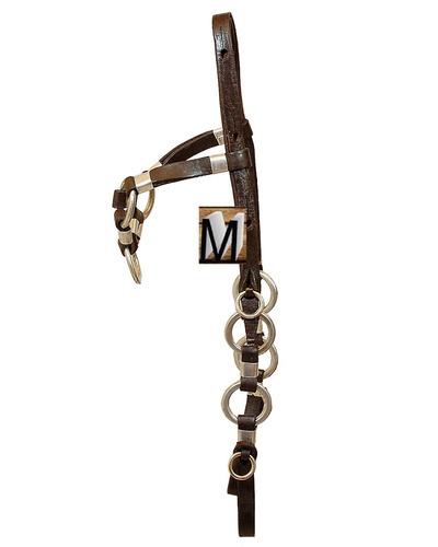 peitoral cabeçada e rédea de argola  manta freio para cavalo