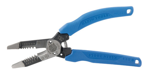 pelacables corte cizalla 8 a 18 t10-20awg klein tools
