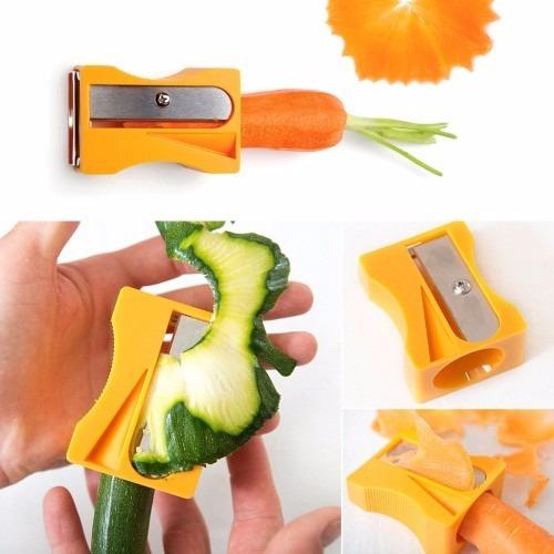 pelador de verduras sacapuntas