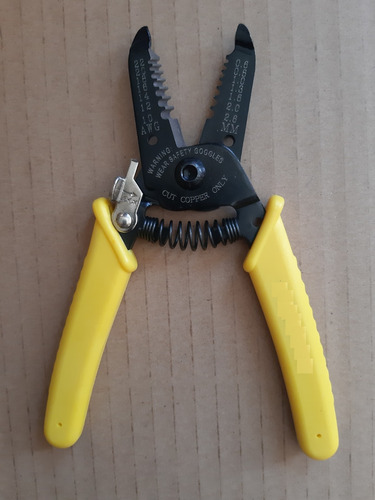 peladora de cable calibre # 10 a # 22