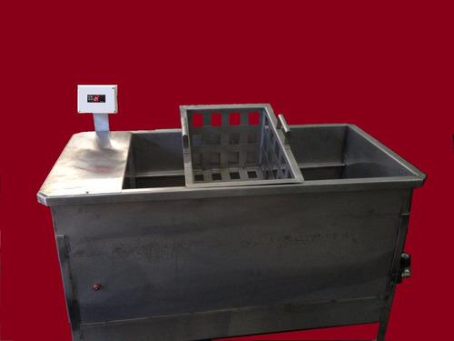 peladora de pollos /escaldadoras para pollos y lechones