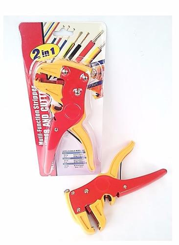 peladora y cortadora de cable 2 en 1 tool