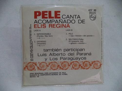 ´´pele´´ canta acompañado por elis regina 1970 ep 45 mexico