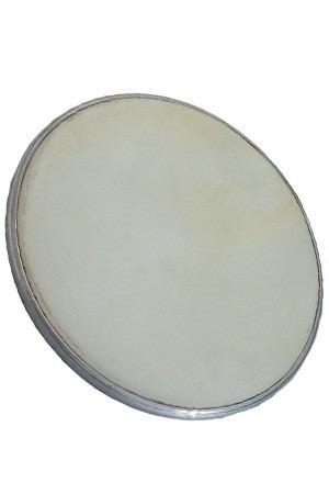 pele de couro animal 11 polegadas aro torelli king musical