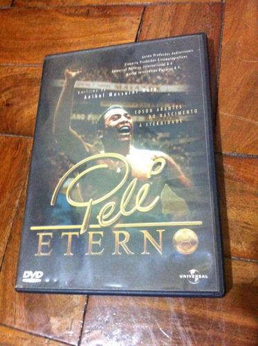 pelé eterno - dvd