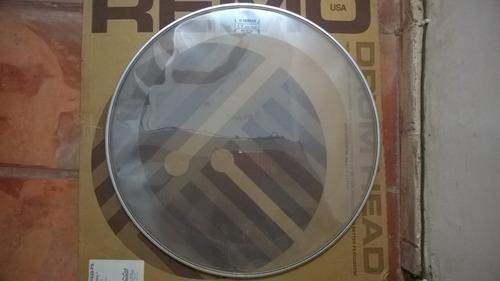 pele original da yamaha feita pela remo 20 polegadas nova