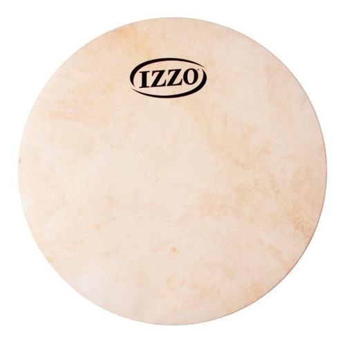 pele para bongo de couro animal 35 cm sem aro - loja !!!