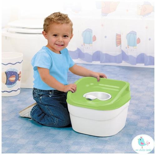pelela infantil pelelas entrenamiento verde safety pt046grn