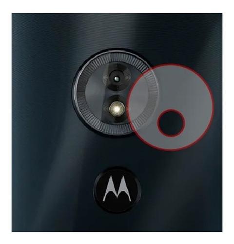 película 5d gel + película lente câmera moto g7 power xt1955