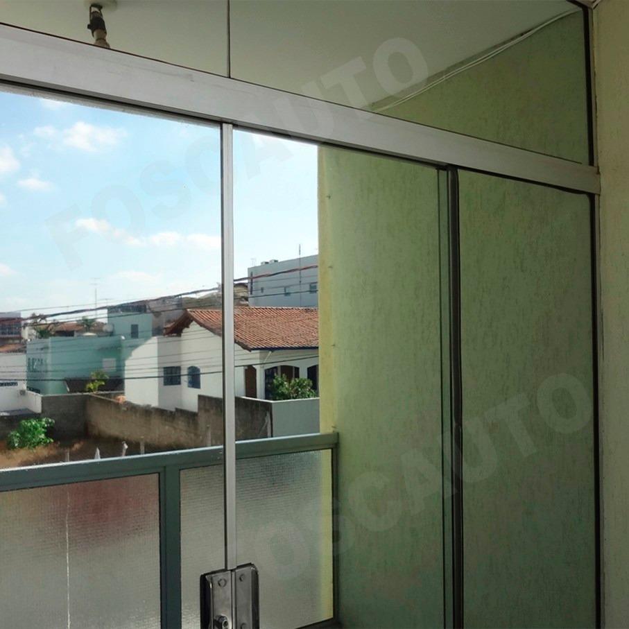 Pel Cula Adesiva Film Prata Espelhado Janela E Porta Blindex R 32  -> Sala De Tv Com Duas Janelas