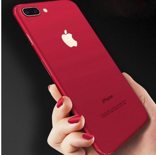 Pelcula adesivo skin vermelho iphone 7 plus 55 red vidro r 24 pelcula adesivo skin vermelho iphone 7 plus 55 red vidro stopboris Images
