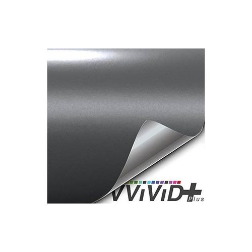 película adhesiva de envoltura de vinilo vvivid mate gris pi