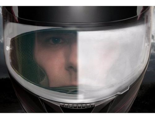 película anti embaçante viseira sky universal pinlock chuva