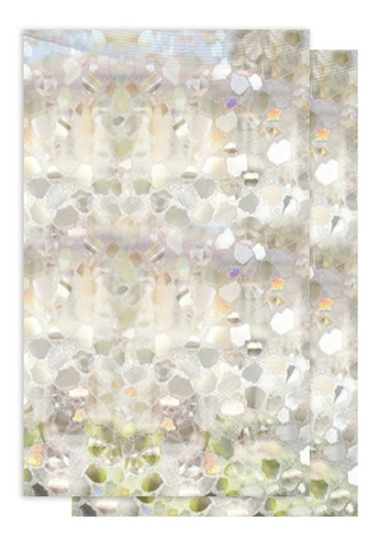 película autoadhesiva frosted stones 90 x 200