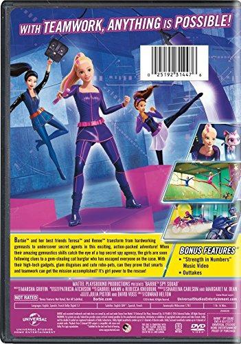 pelicula barbie: spy squad