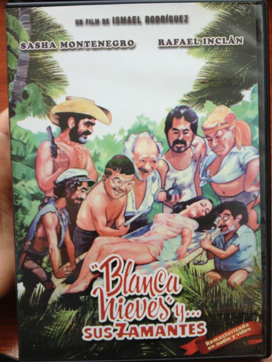 Blancanieves y sus 7 amantes - 3 4