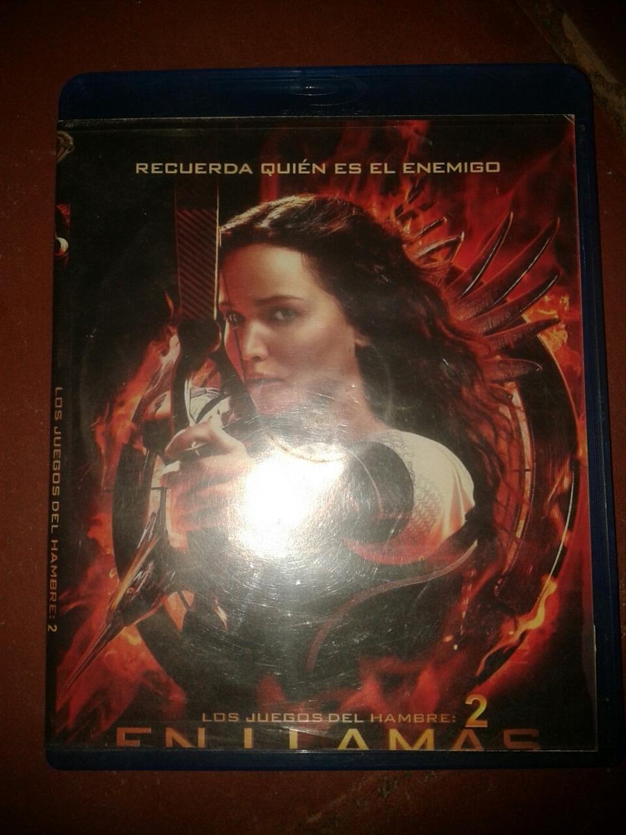 Pelicula Blu Ray Juegos Del Hambre En Llamas 2 Bs 0 05 En Mercado
