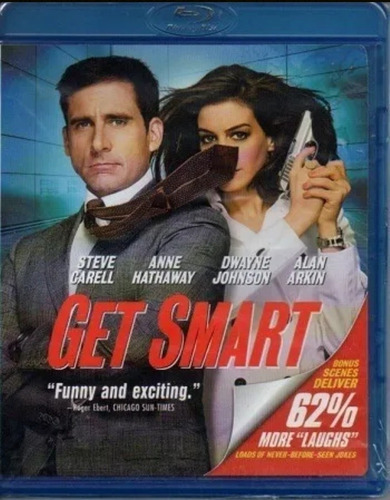 pelicula blu-ray get smart