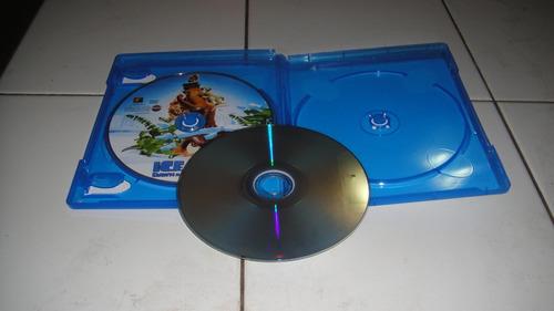 pelicula blu ray la era del hielo 3 infantil- original