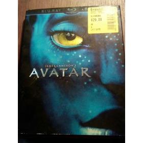 Pelicula Bluray Avatar Original
