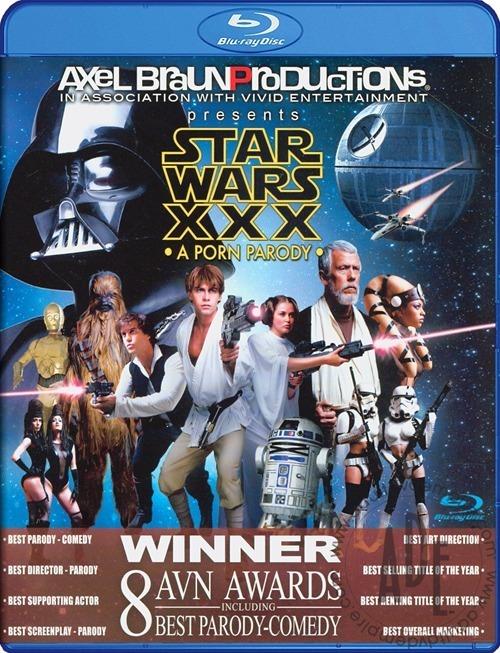 Pelicula Bluray Star Wars Xxx Adultos -  9990 En Mercado -6246