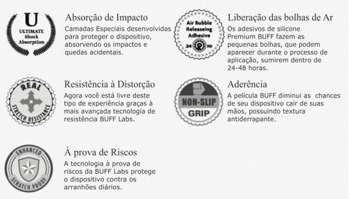 película buff nokia lumia n630 n635 anti-shock/risco