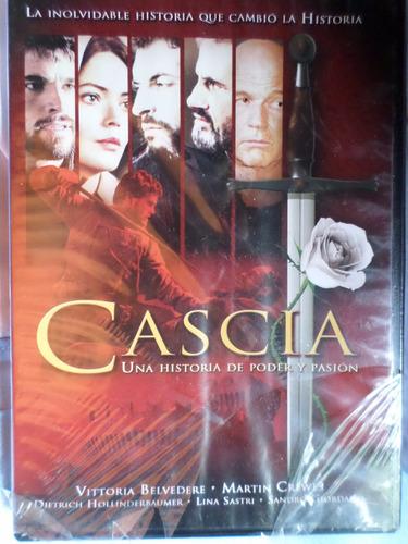 película cascia, una historia de poder y pasion. original