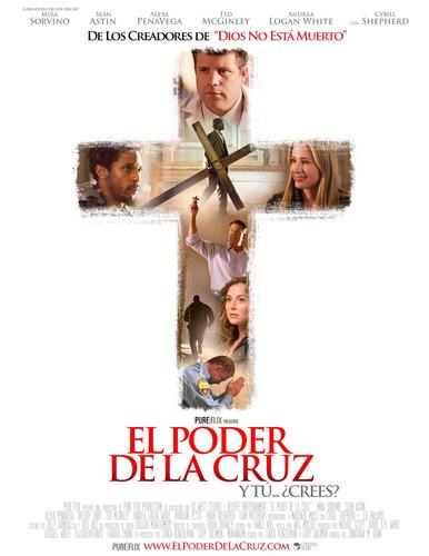 pelicula cristiana el poder de la cruz (2015)