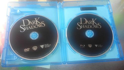 pelicula de blu ray original,darkshadows
