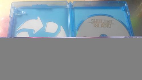 pelicula de blu ray original,shutter island.