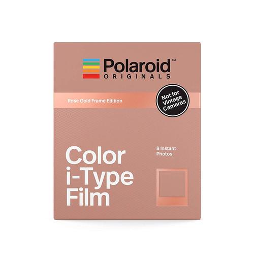 película de color instantánea tipo i - edición de oro r...